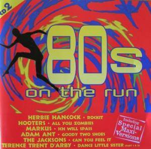 Cover - Ivan: 80's On The Run Vol. 2