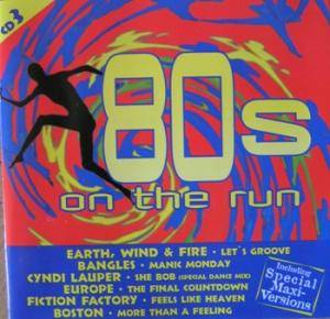 Cover - T.X.T.: 80's On The Run Vol. 3