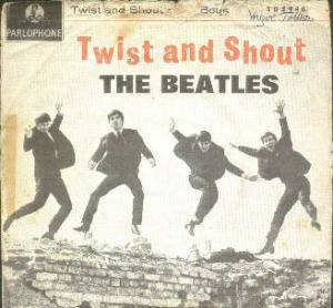 The Beatles: Twist And Shout - Cover