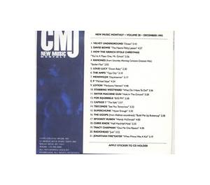 Cover - Loud Lucy: CMJ - New Music Volume 028