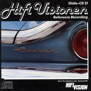 Hifi Visionen Oldie-CD 21 - Cover