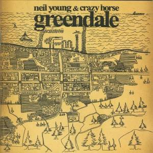 Neil Young & Crazy Horse: Greendale - Cover