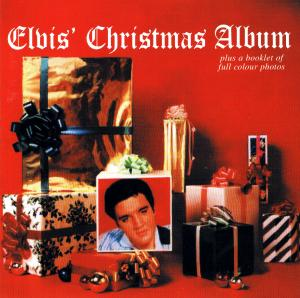 Elvis Presley: Elvis' Christmas Album - Cover