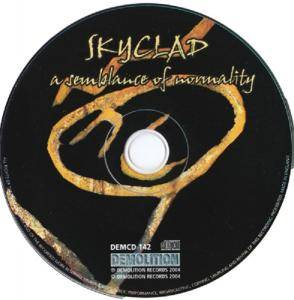 Skyclad: A Semblance Of Normality (CD) - Bild 3