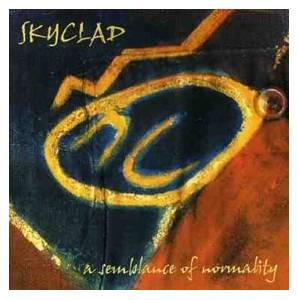Skyclad: Semblance Of Normality, A - Cover