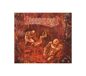 Debauchery: Torture Pit - Cover