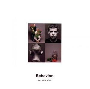 Pet Shop Boys: Behaviour - Cover