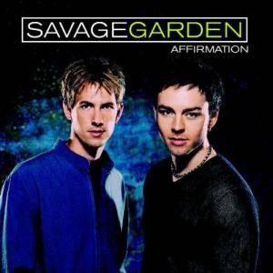 Savage Garden: Affirmation - Cover