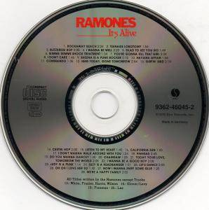 Ramones: It's Alive (CD) - Bild 4