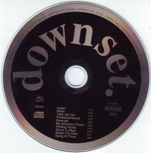 downset.: downset. (CD) - Bild 3