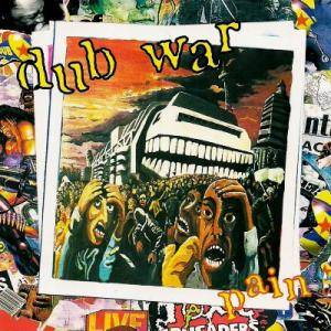 Dub War: Pain - Cover