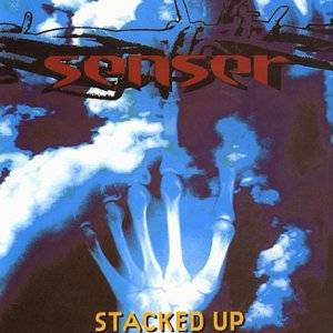 Senser: Stacked Up - Cover