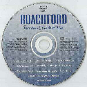 Roachford: Permanent Shade Of Blue (CD) - Bild 4