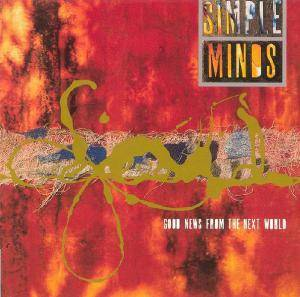 Simple Minds: Good News From The Next World - Cover