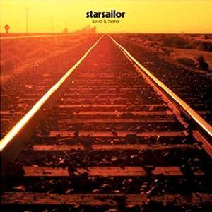 Cover - Starsailor: Love Is Here