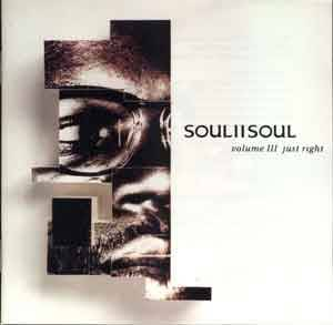 Cover - Soul II Soul: Volume III Just Right