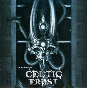Cover - Inner Thought: In Memory Of Celtic Frost