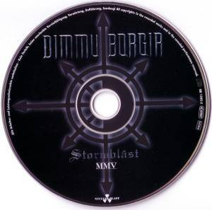 dimmu borgirstormbl229st mmv cd dvd 2005 limited