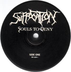 Suffocation: Souls To Deny (LP) - Bild 3