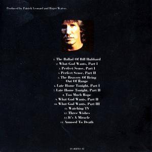 Roger Waters: Amused To Death (CD) - Bild 2