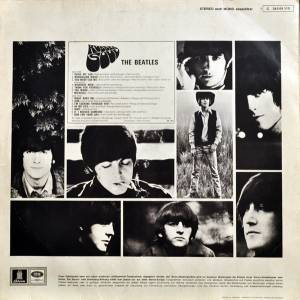 The Beatles: Rubber Soul (LP) - Bild 2