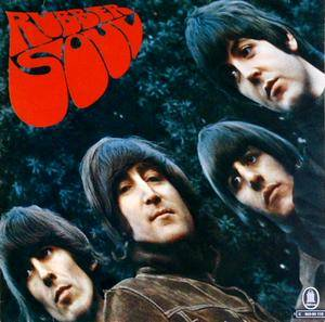 Cover - Beatles, The: Rubber Soul