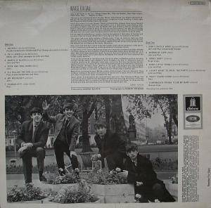 The Beatles: Beatles For Sale (LP) - Bild 2