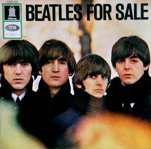 Cover - Beatles, The: Beatles For Sale