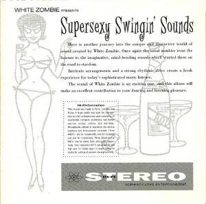 White Zombie: Supersexy Swingin' Sounds (CD) - Bild 9