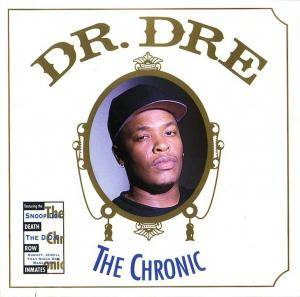 Dr. Dre: Chronic, The - Cover