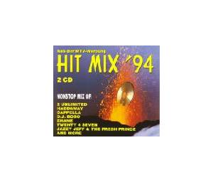 Cover - Co.Ro.: Hit Mix '94