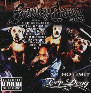 Cover - Snoop Dogg: No Limit Top Dogg