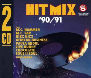 "Cover - ""O"": Hit Mix '90/91"