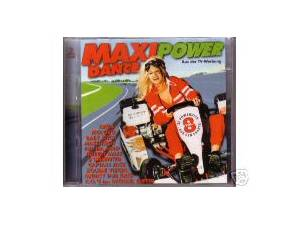 Maxi Power Dance Vol. 8 - Cover