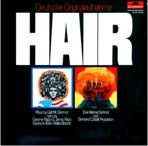 Galt MacDermot: Hair - Cover