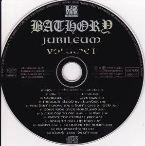 Bathory: Jubileum Volume I (CD) - Bild 3