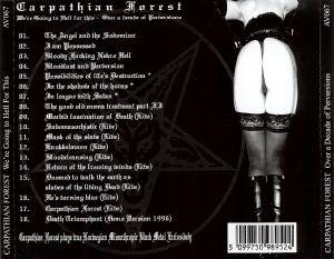 Carpathian Forest: We're Going To Hell For This - Over A Decade Of Perversions (CD) - Bild 2