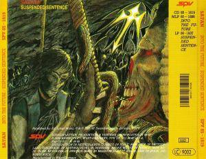 Satan: Into The Future / Suspended Sentence (CD) - Bild 3