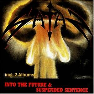 Satan: Into The Future / Suspended Sentence (CD) - Bild 1