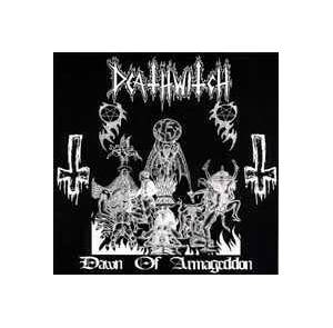 Cover - Deathwitch: Dawn Of Armageddon