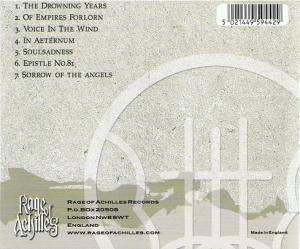 While Heaven Wept: Of Empires Forlorn (CD) - Bild 2