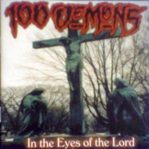 100 Demons: In The Eyes Of The Lord - Cover