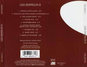 Led Zeppelin: II (CD) - Bild 3