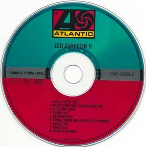 Led Zeppelin: II (CD) - Bild 5