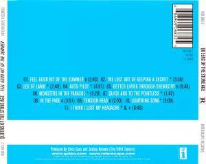 Queens Of The Stone Age: Rated R (CD) - Bild 3