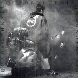The Who: Quadrophenia - Cover