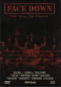 Face Down: Will To Power, The - Cover