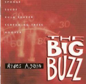 Big Buzz Rides Again  	., The - Cover