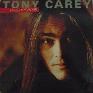 Tony Carey: Comes The Flood - Cover