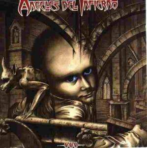 Angeles Del Infierno: 666 - Cover